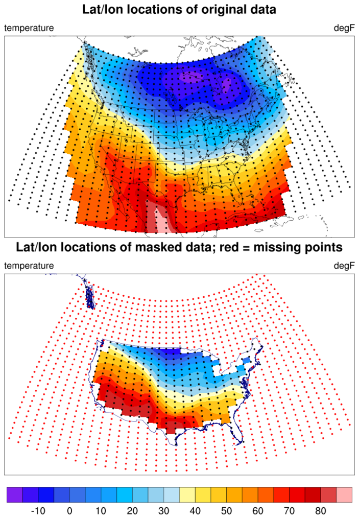 NCL Graphics: Drawing locations of data values via markers or lines
